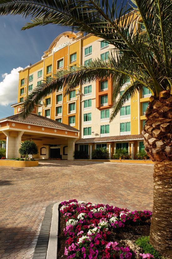 奧蘭多布恩納維斯塔湖雷迪森酒店