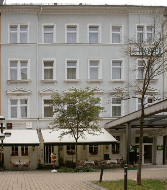 Hotel Saechsischer Hof