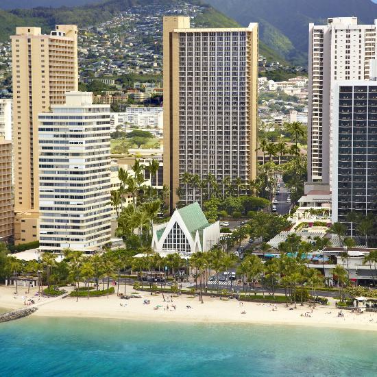 Prince Hotel Waikiki Restaurants