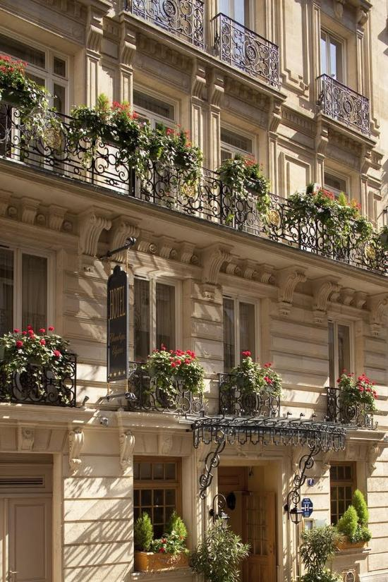 Hotel Chambiges Elysees Paris France