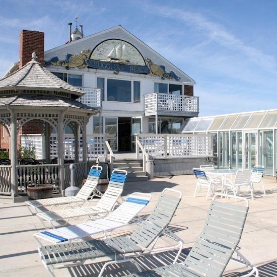 Hotels In Cape Cod On Beach: Ocean Club On Smugglers' Beach