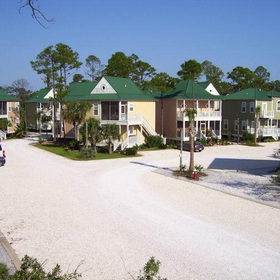 Vacation In Perdido Key Fl: Purple Parrot Village Resort