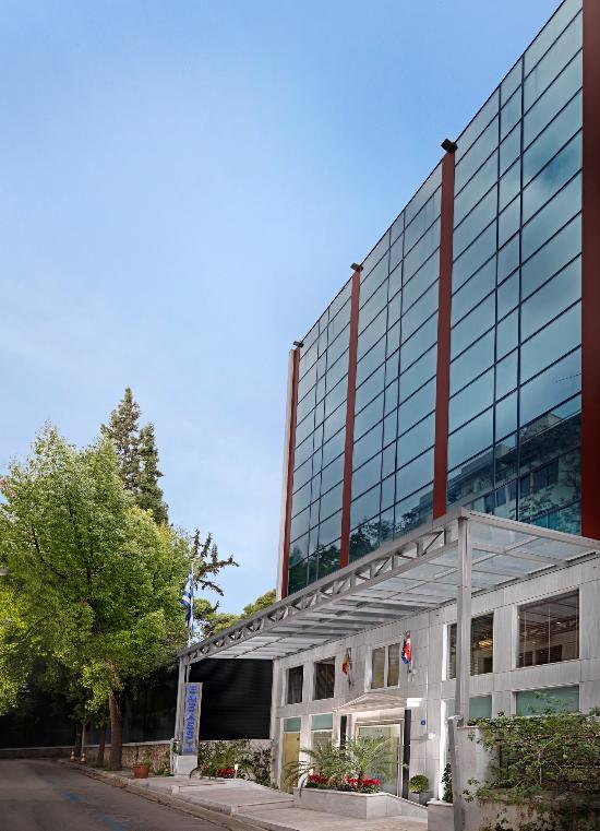 貝斯特韋斯特普萊斯大使館酒店
