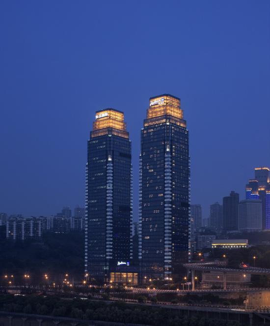 Radisson Blu Plaza Chongqing