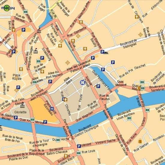 Appart U0026 39 City Nantes Cite Des Congres  France