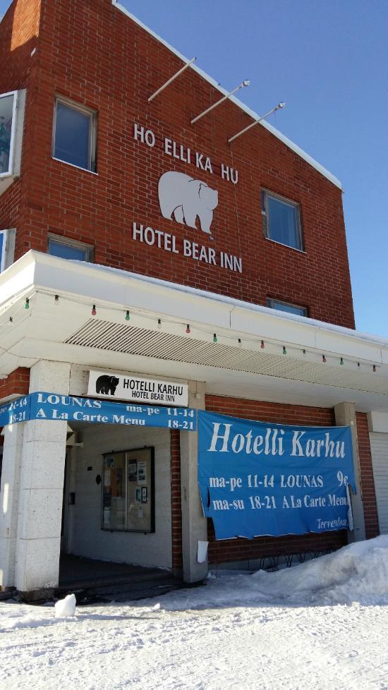 Bear Inn Hotel
