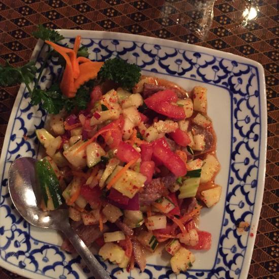 Thai Food Bradenton Florida