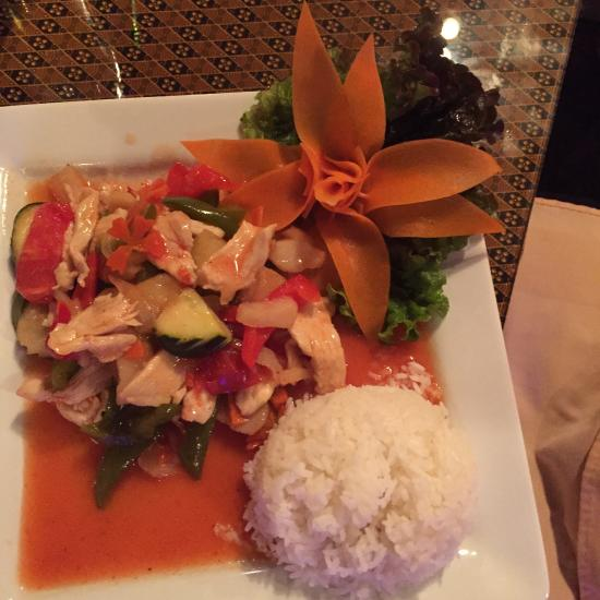 Thai Food Bradenton Menu