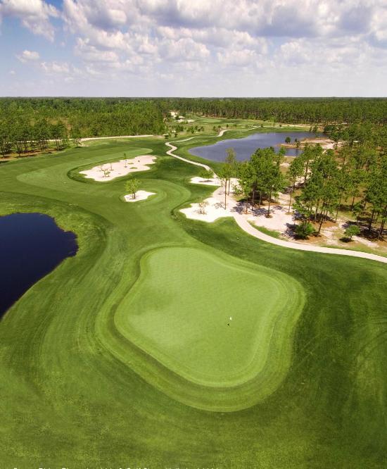 Tiger S Eye Golf Links Sunset Beach