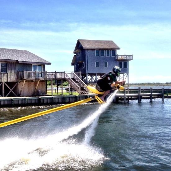 Outer Banks Jetovator Avon Nc Hours Address Surfing