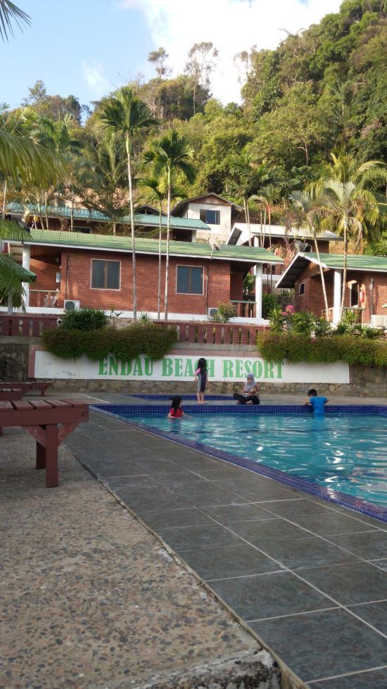 Endau Beach Resort UPDATED 2017 Prices Lodge Reviews Malaysia