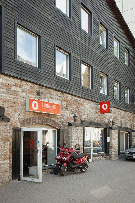 16EUR Hostel Rotermanni