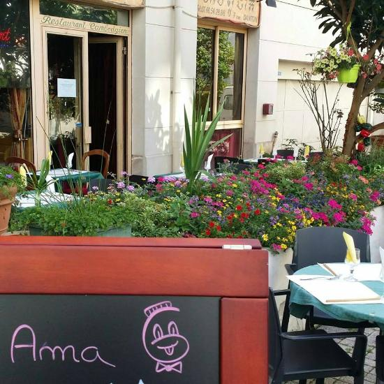 Restaurant Chez Ama Montrouge