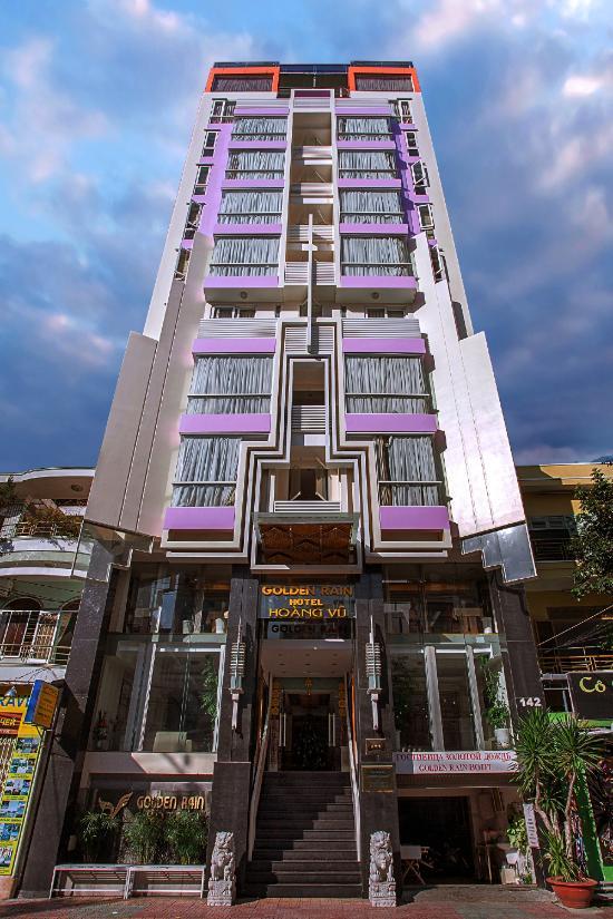 Kết quả hình ảnh cho golden rain 2 hotel nha trang