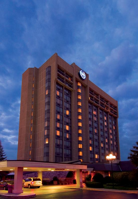 Sheraton Westport Plaza Hotel St. Louis - UPDATED 2017 Reviews & Price Comparison (Saint Louis ...