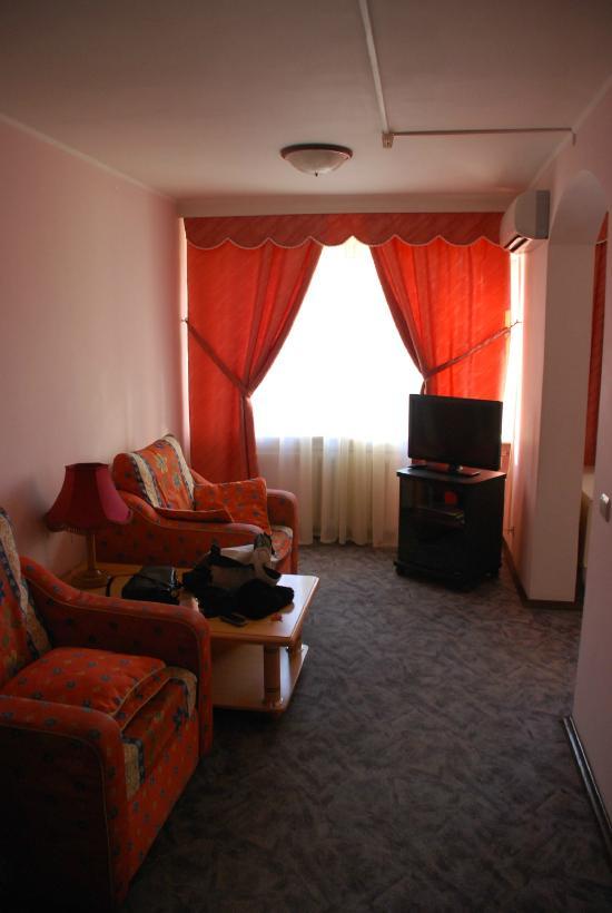 Zvezda Zhiguley Hotel