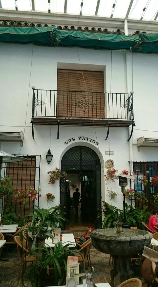 Hotel los patios desde s 144 c rdoba espa a - Hotel los patios almeria ...