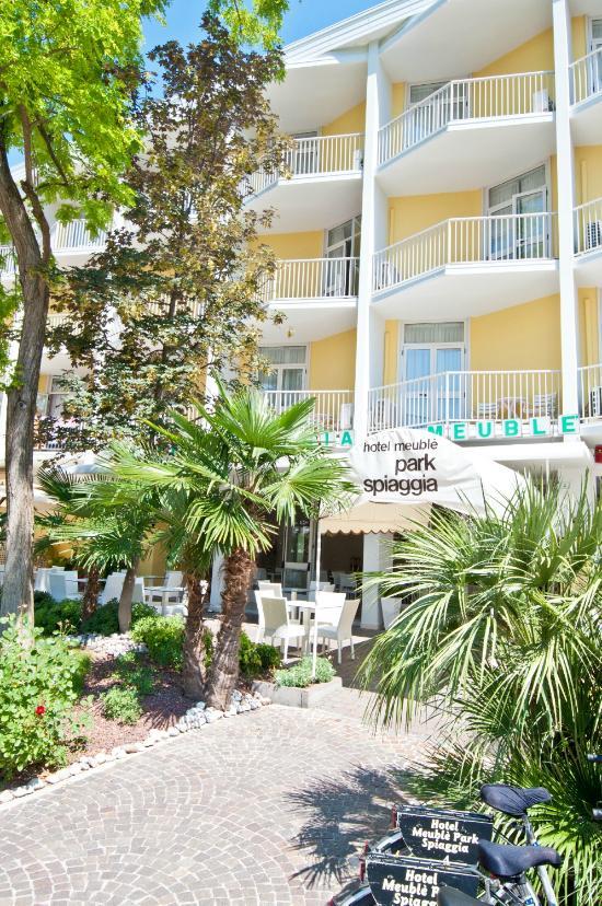 Hotel park spiaggia grado italien bewertungen fotos for Hotel meuble park spiaggia