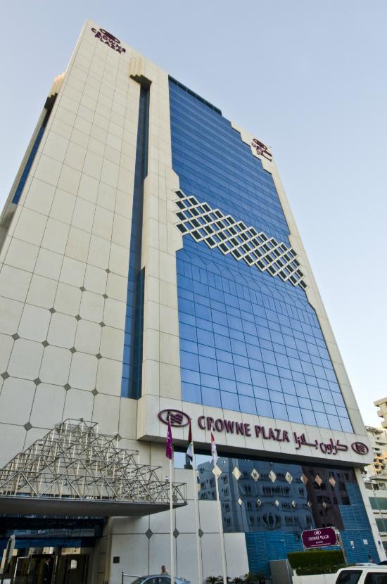 Crowne Plaza Hotel Abu Dhabi