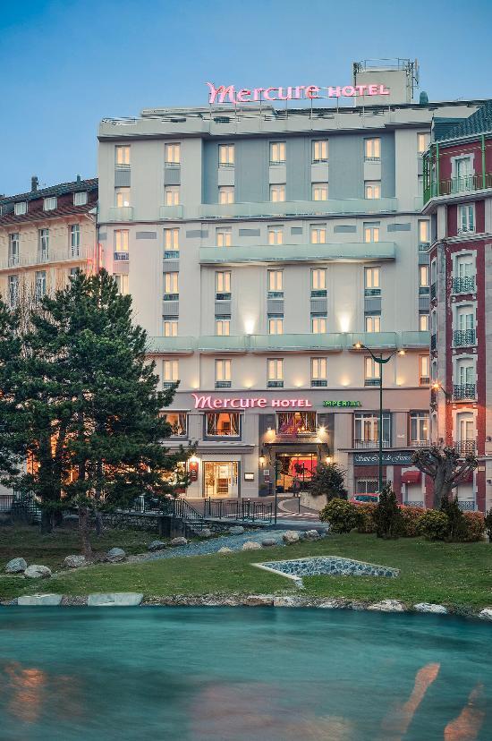 Hôtel Mercure Lourdes Impérial