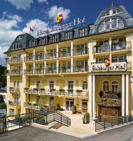 Hof Gastein Hotel