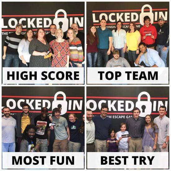 Locked In The Birmingham Escape Game Al Award Winning