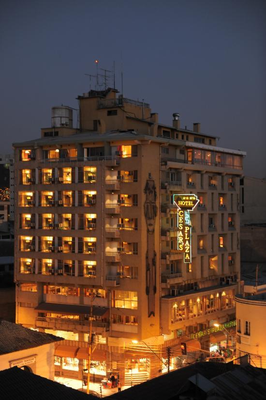 Cesar's Plaza Hotel S.R.L