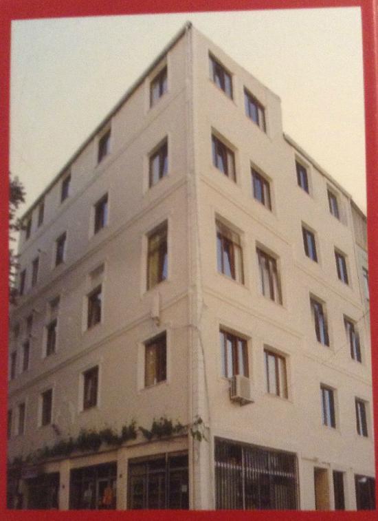 Sinem hotel stanbul t rkiye zel otel yorumlar ve for Sinem hotel istanbul