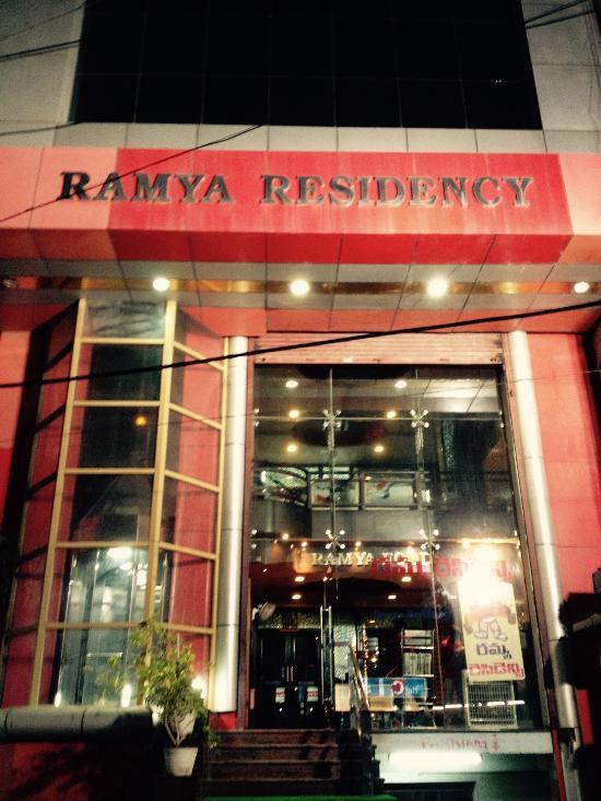 ramya residency ongole andhra pradesh lodge reviews photos