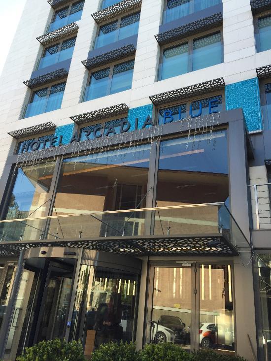 Hotel Arcadia Blue
