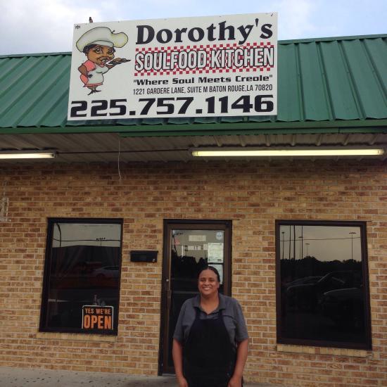 Dorothy S Soul Food Kitchen Baton Rouge Restaurant