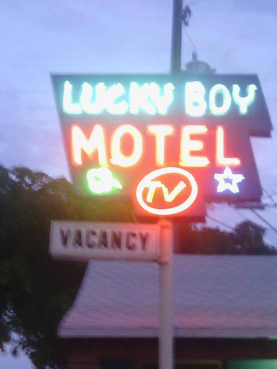 Lucky Boy Motel
