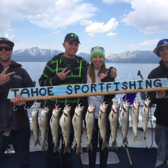 Tahoe sport fishing south lake tahoe ca top tips for Tahoe sport fishing