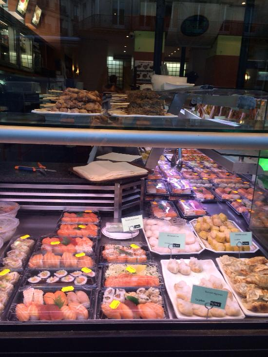 Meilleur Restaurant Sushi Opera