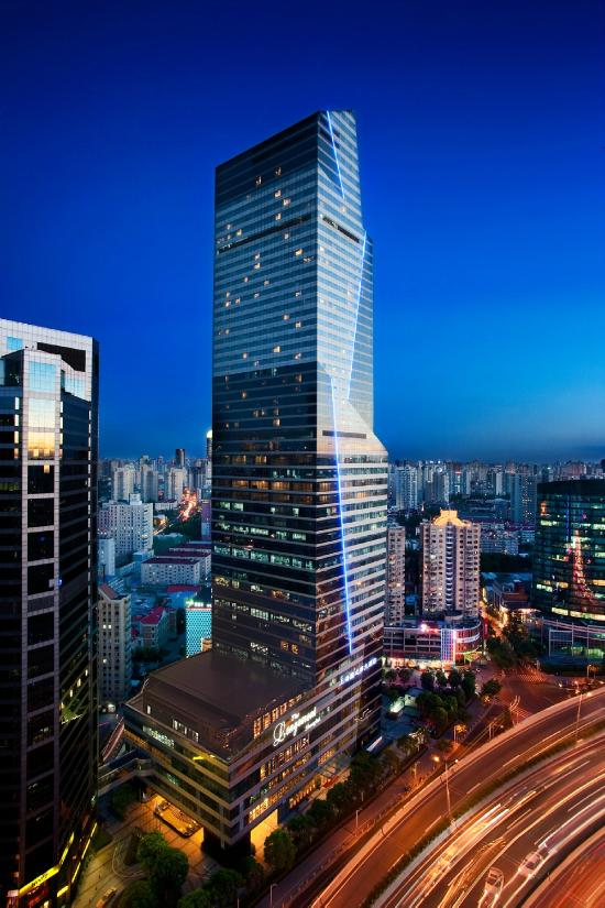 롱지몽 호텔 상하이