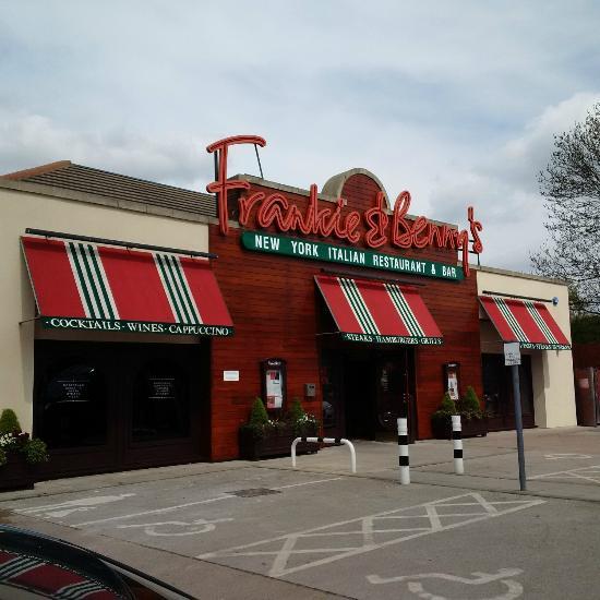 Italian Restaurants Near Chesterfield