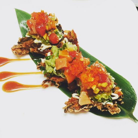 Sushi Restaurant Hamilton Bermuda