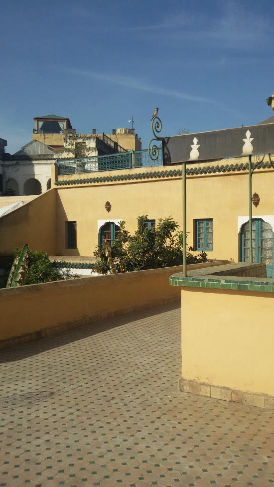Riad Fes Quarawine