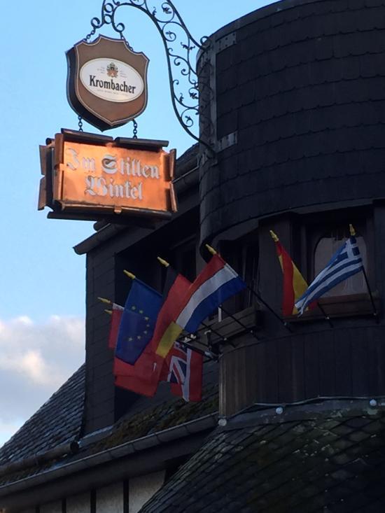 Hotel-Restaurant Im Stillen Winkel