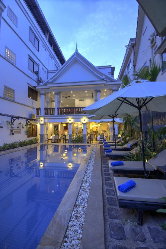 Popular boutique hotel siem reap kambodscha bewertungen for Popular boutique hotel