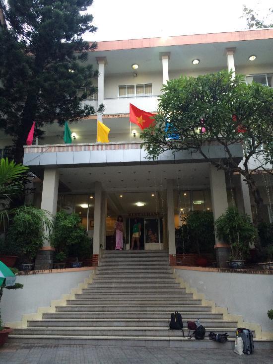 람 손 호텔