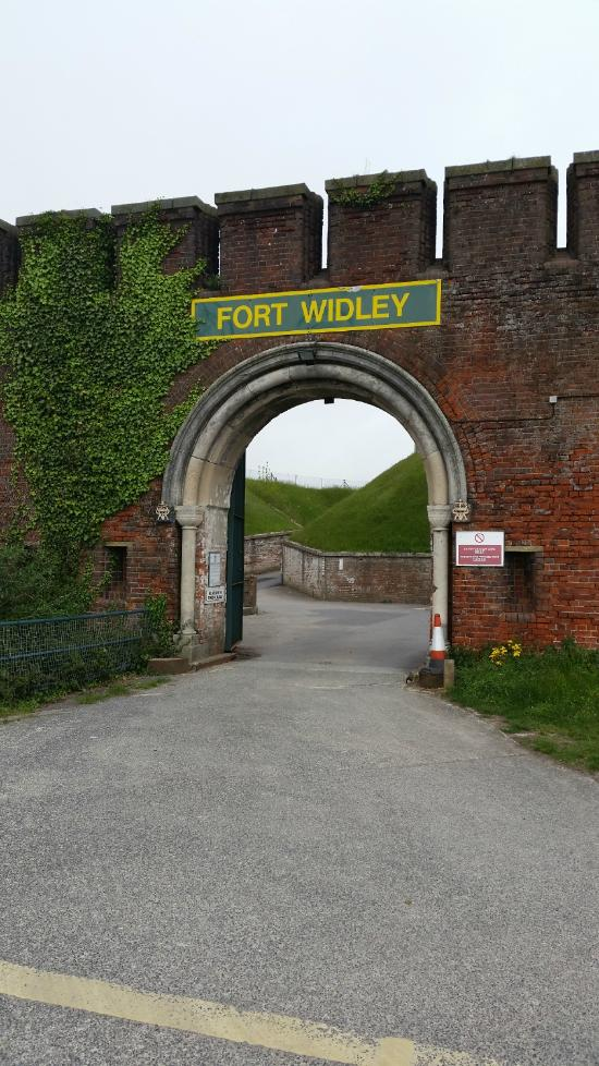 Fort Widley Equestrian Centre Portsmouth England