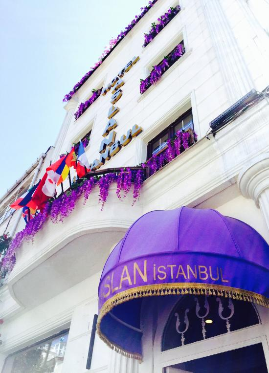 伊斯坦布爾阿斯蘭酒店