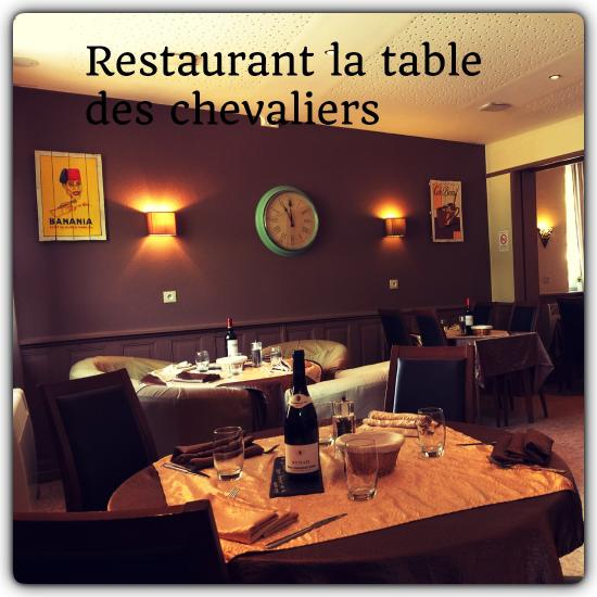 La table des chevaliers haguenau restaurant avis - Restaurant la table des chevaliers haguenau ...