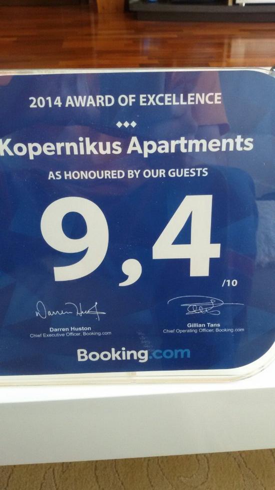 Kopernikus Apartments