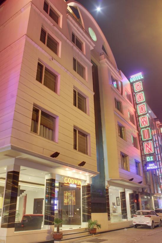호텔 갓윈 디럭스