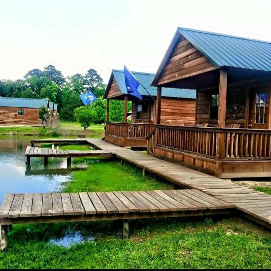 Brookeland / Lake Sam Rayburn KOA