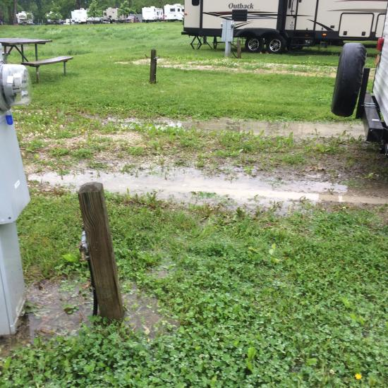 Timberline Campground Updated 2017 Reviews Waukee Iowa Tripadvisor