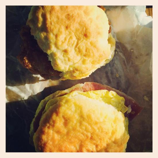 Sunrise Biscuit Kitchen, Chapel Hill