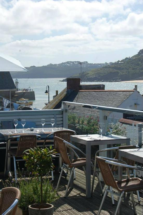The loft restaurant terrace st ives omd men om for 22 the terrace st ives